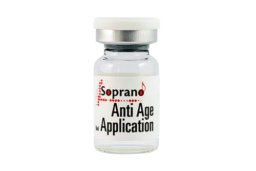 Soprano Anti Age application