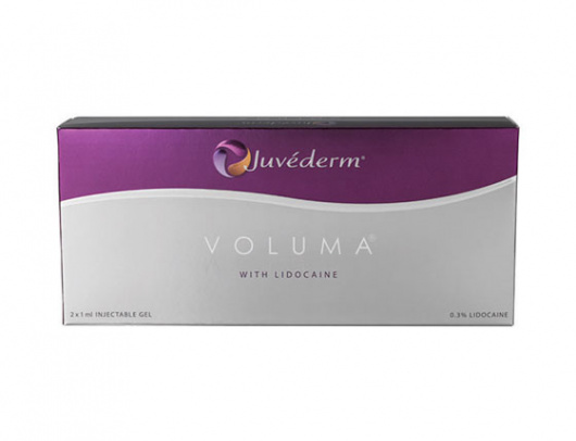 Juvederm VOLUMA with Lidocaine (Ювидерм Волюма с лидокаином)